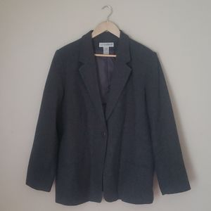Grey Sag Harbor Blazer